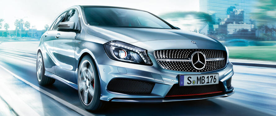 Mercedes-Benz A-Class хэтчбек