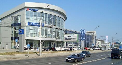 Автомир Hyundai, Новосибирск, пр. Энергетиков, 4 A