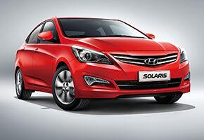 Hyundai Solaris HB