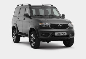 UAZ Patriot NEW