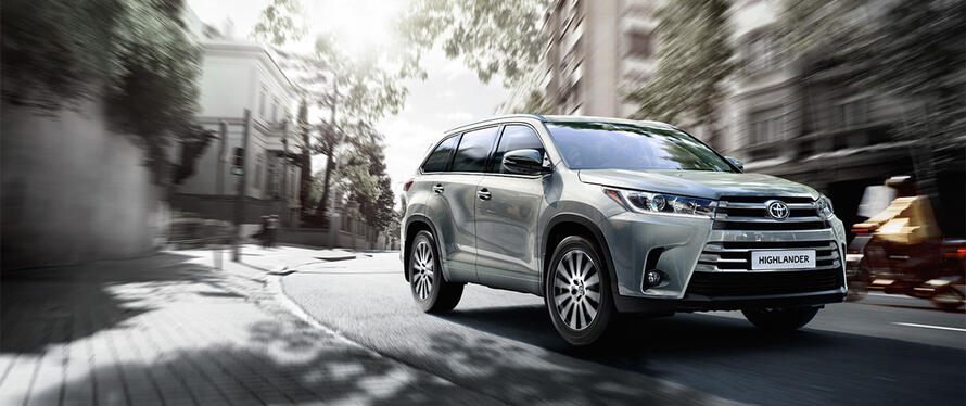 Toyota Highlander NEW
