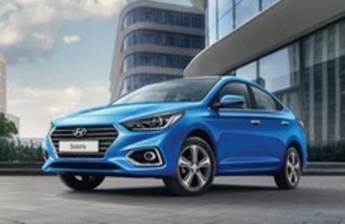 Открыт прием заявок на новое поколение Hyundai SOLARIS
