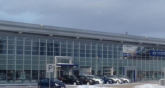 Картель Авто Hyundai, Кемерово, ул. Юрия Двужильного, 3