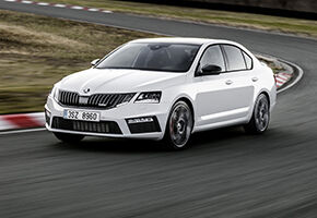 Skoda Octavia RS NEW