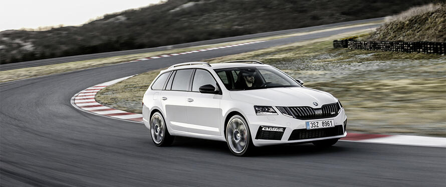 Skoda Octavia Combi RS NEW