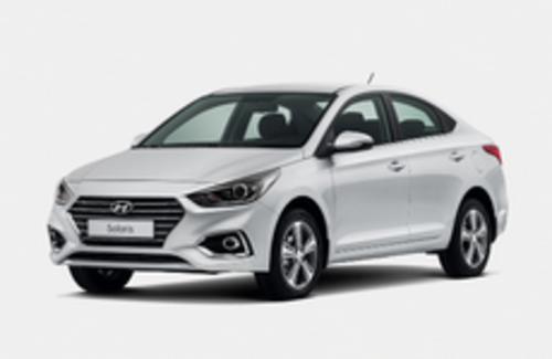 Скидки на Hyundai SOLARIS до 80 000 рублей!
