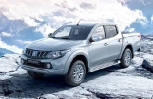 Зимнее предложение на Mitsubishi L200