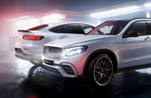 Мощное предложение на Mercedes-AMG в июне