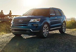 Ford Explorer NEW