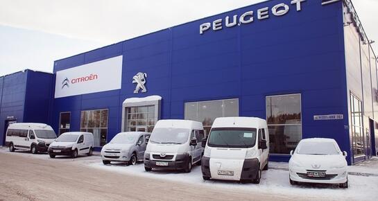 Автоград Маркет Peugeot, Тюмень, ул. Республики, 262