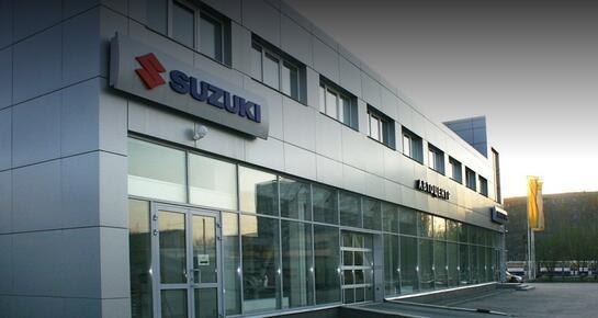 Suzuki Lucky Motors, Екатеринбург, ул. Бебеля, 115