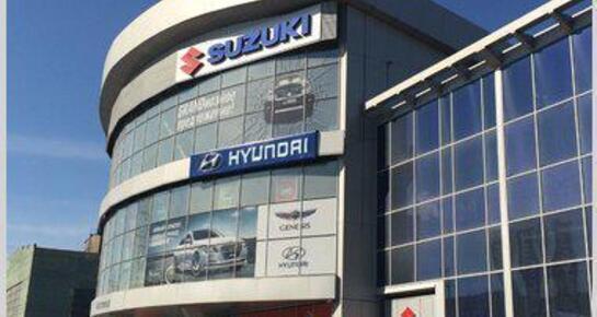 Автомир Suzuki, Новосибирск, пр. Энергетиков, 4 А