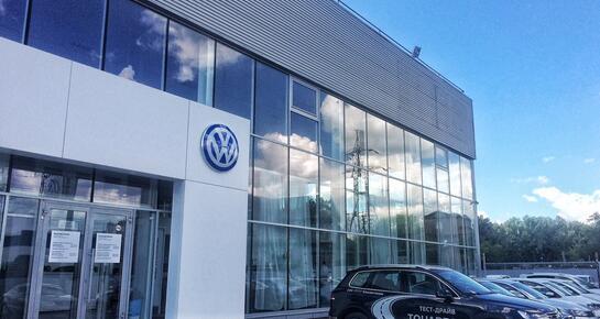Башавтоком Volkswagen, Уфа, ул. Адмирала Макарова, 32