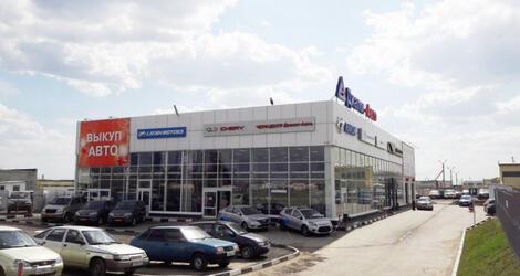 Диалог Авто Lifan, Казань, Горьковское шоссе, 47, к. 1