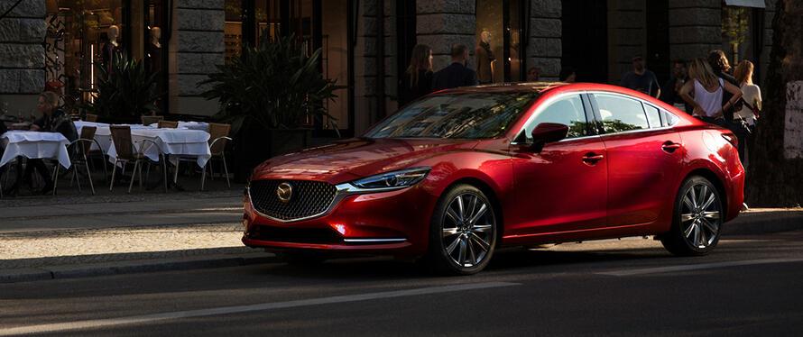 Mazda 6 седан NEW