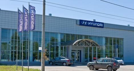 Hyundai Автофан, Тольятти, ул. Ленина, 44
