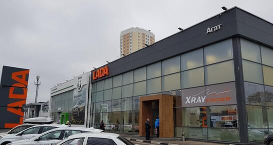 Агат Лада, Нижний Новгород, шоссе Комсомольское, 7 В
