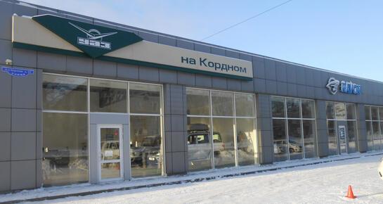 УАЗ на Кордном, Омск, ул. 4-я Кордная, 42