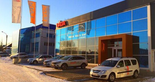 Бугач-Авто, Красноярск, ул. Калинина, 84 А