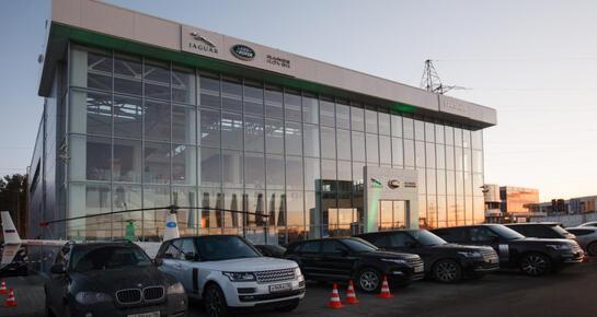 Лаки Моторс Jaguar, Екатеринбург, ул. Металлургов, 65 А