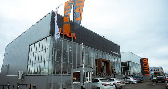 АТЦ Жигули-Оренбург, Оренбург, п-к Пригородный, шоссе 12 км автодороги Оренбург-Орск