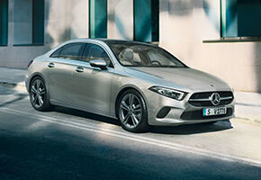 Mercedes-Benz A-Class седан