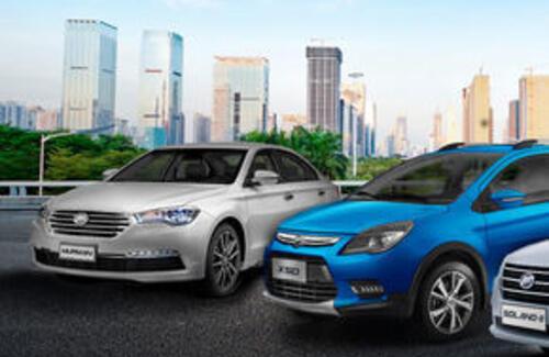 Специальные цены на автомобили LIFAN