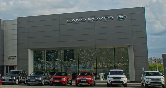 Альбион-Моторс Land Rover, Новосибирск, Станционная 91/1 стр.2
