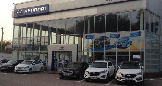 СУРА-МОТОРС Hyundai, Пенза, ул. Беляева, 2 В