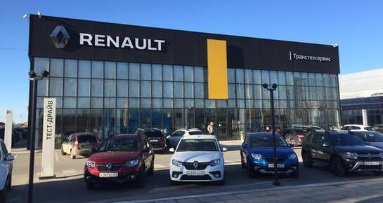 ТрансТехСервис Renault, Чебоксары, Марпосадское шоссе, 19 к1