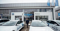 Колесо Volkswagen, Астрахань, ул. Н. Островского, д. 148