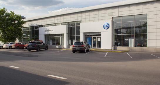 Германика Volkswagen, Москва, Береговой проезд, дом 4/6, стр.3