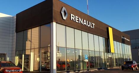 АвтоГермес Renault, Москва, ш. Энтузиастов 12 A