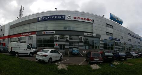 Peugeot Автомир на Щелковской, Москва, ул. Иркутская, 5/6 стр. 1