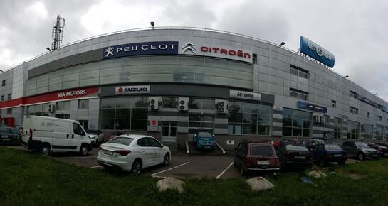 Peugeot Автомир на Щелковской, Москва, ул. Иркутская, 5/6 с1