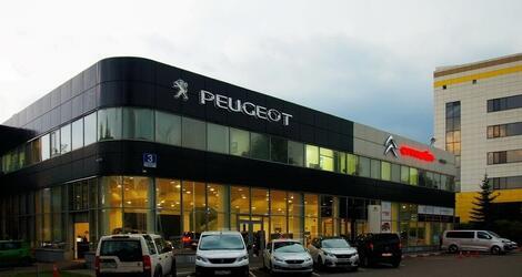 Peugeot Отрадное, Москва, ул. Поморская, 3