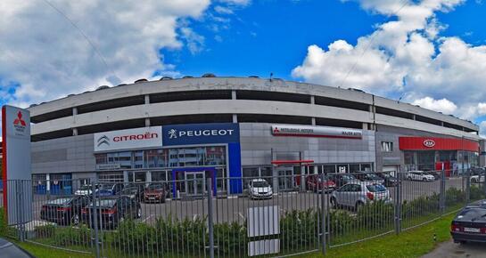 Major Peugeot Дмитровка, Москва, ул. Псковская, 13