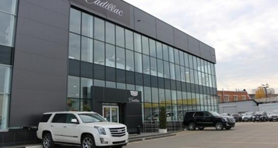 Favorit Motors Cadillac, Москва, ул. Коптевская, д. 69 А, стр. 1
