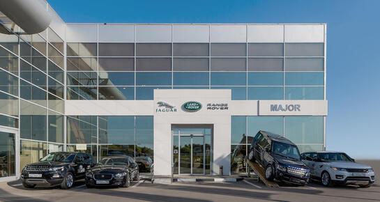 Major Land Rover МКАД 18 км, Москва, МКАД 18 км (внешняя сторона)
