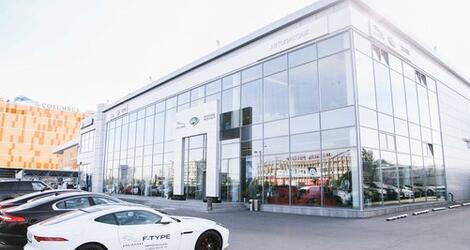 Автопассаж Премиум Land Rover, Москва, Варшавское ш., 138 А