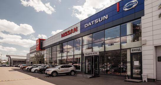 АвтоСпецЦентр Datsun, Москва, Ленинградское шоссе, владение 14, строение 1