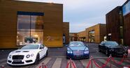 Bentley Барвиха Luxury Village, Москва, Барвиха Luxury Village, 8-й км Рублево‐Успенского шоссе