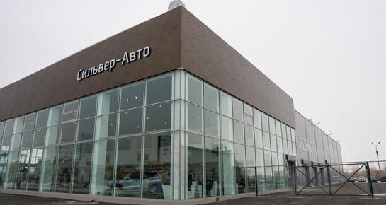 Hyundai Сильвер-Авто, Магнитогорск, ул. Магнитная, д. 160