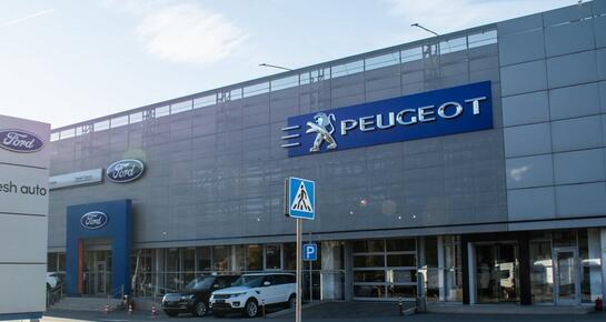 Peugeot Fresh Auto, Ростов-на-Дону, г. Аксай, пр-кт Аксайский, 19