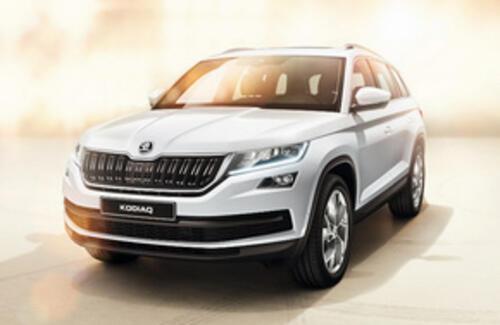 Автомобиль ŠKODA KODIAQ – находка для большой семьи с выгодой до 235 800 рублей*!