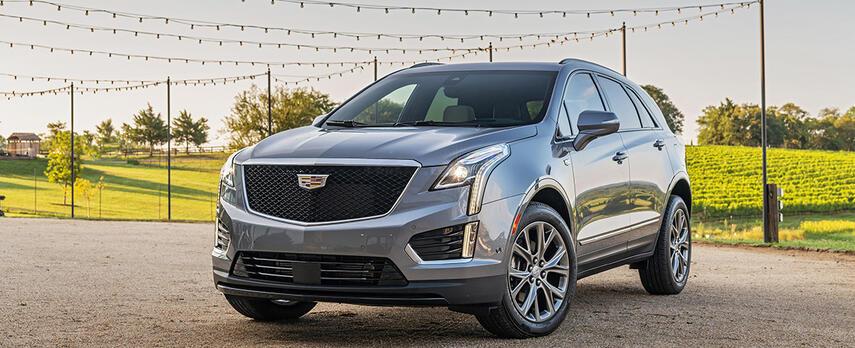 Cadillac XT5 NEW
