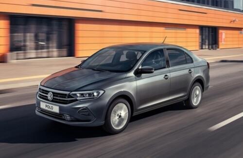Volkswagen Polo – цены и начало приема заказов