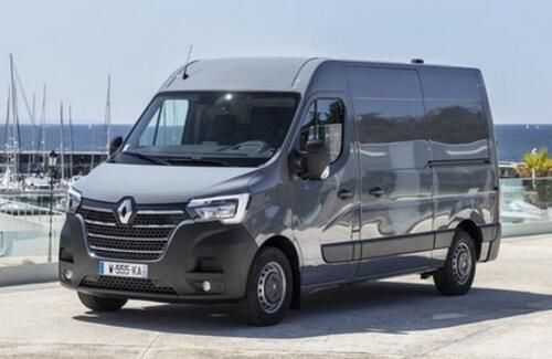 Renault Россия представляет новый Renault Master
