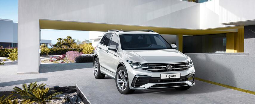 Volkswagen Tiguan NEW