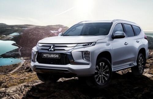 Mitsubishi Motors в России объявила спецификации обновленного Pajero Sport